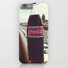 Urban railway Coke iPhone 6 Slim Case