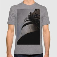 Lloyds Of London Buildin… Mens Fitted Tee Athletic Grey SMALL
