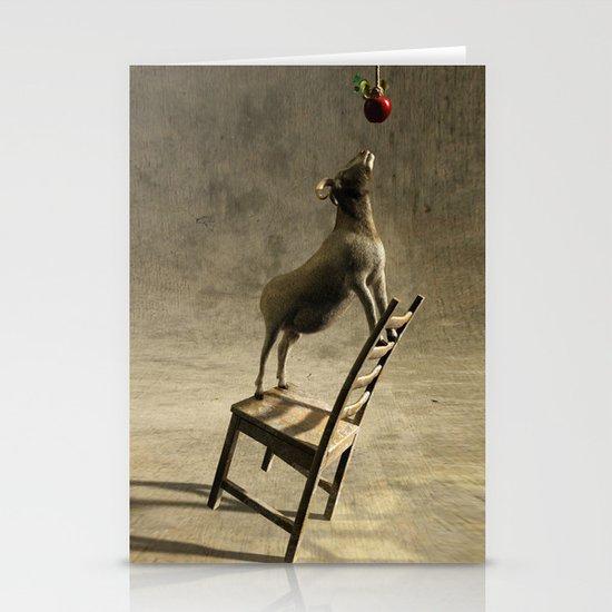 Equilibrium Stationery Card