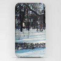 iPhone Cases featuring Snow by Giada Ciotola by Giada Ciotola