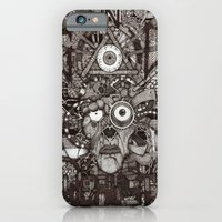 iPhone & iPod Case featuring In God We Rust  by  Grotesquer