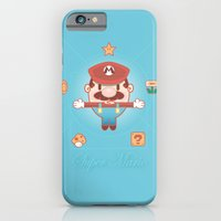 Super Mario iPhone 6 Slim Case