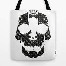 TML SKULLIFASHION Tote Bag