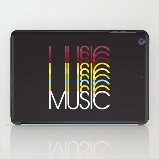 Music iPad Case