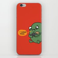 Gall Bladder's Last Day iPhone & iPod Skin