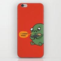 Gall Bladder's Last Day iPhone & iPod Skin