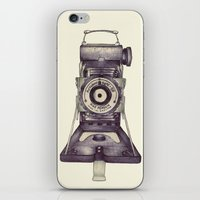 Kershaw Eight-20 King Pe… iPhone & iPod Skin