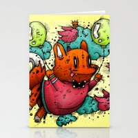 Flying Prey Stationery Cards
