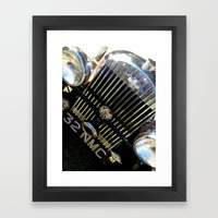 Classic Morgan Framed Art Print