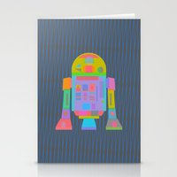 OrTwoDeeTwo  Stationery Cards