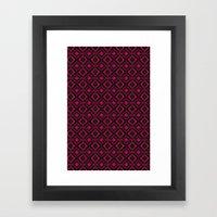 Jellyprint Framed Art Print