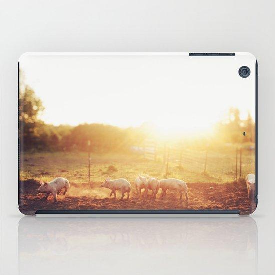 Pig Dust iPad Case