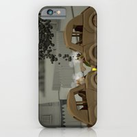 iPhone & iPod Case featuring Car Crash by Chris Asquith