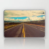 Big Sky Country Laptop & iPad Skin