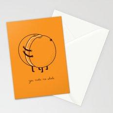My better half Stationery Cards