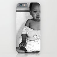 iPhone & iPod Case featuring Orphan Boy by Dave Houldershaw