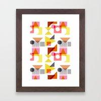 PlayBlocks Framed Art Print