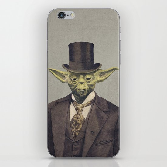 Sir Yodington  iPhone & iPod Skin