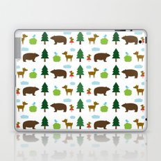 The Essential Patterns of Childhood - Forest Laptop & iPad Skin