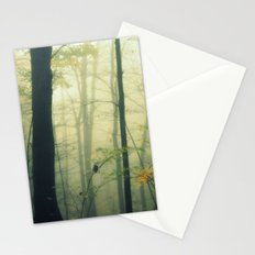 Let the Silence Take Me Stationery Cards