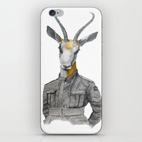 Front Line iPhone & iPod Skin