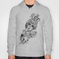 Sugar Skull Queen Hoody