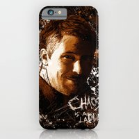 iPhone Cases featuring Littlefinger by MUSENYO