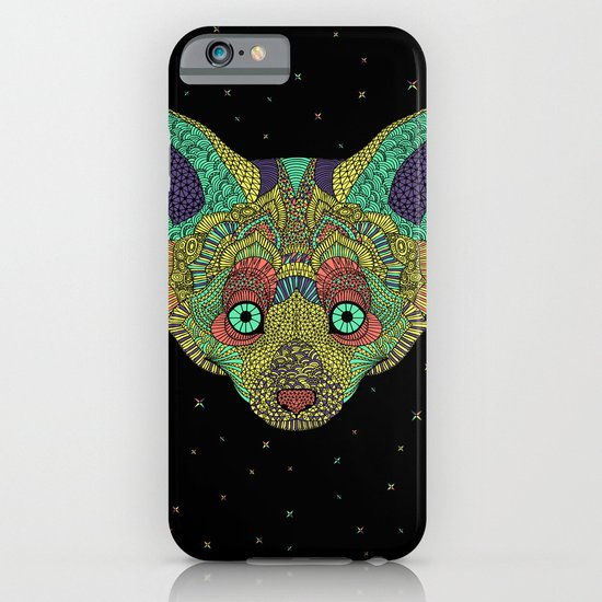 Intergalactic Fox iPhone & iPod Case