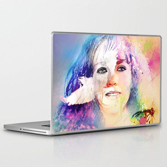 Take Flight! Laptop & iPad Skin