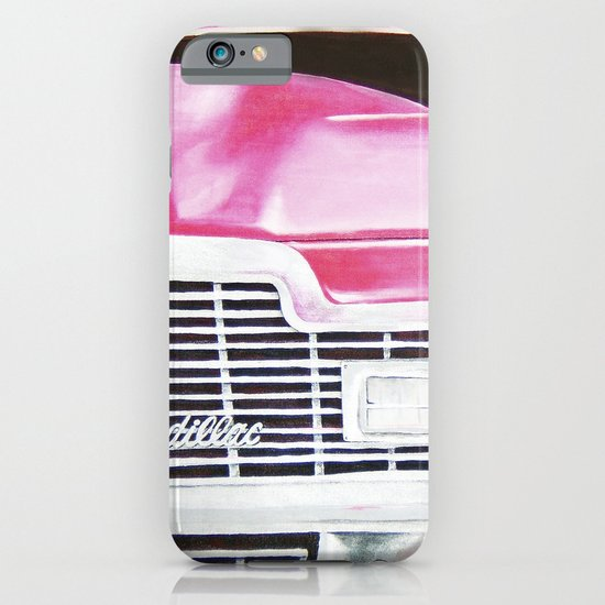 Pink Cadillac - Cotton Candy  iPhone & iPod Case