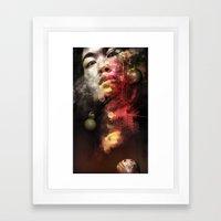 New Demise Framed Art Print