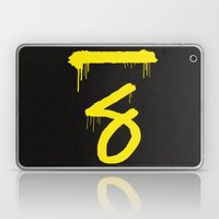 No. 7. Dead Man Laptop & iPad Skin