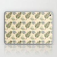 Herb Pattern Laptop & iPad Skin