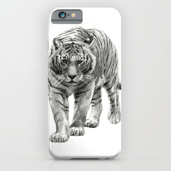 Walking Tigress SK088 iPhone & iPod Case