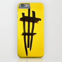 iPhone & iPod Case featuring Warrior Shelf by Davey Charles