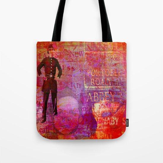 God save England Tote Bag