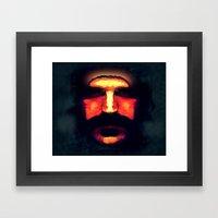FRANK ZAPPASAKI Framed Art Print