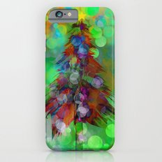 Abstract Christmas Tree … iPhone 6 Slim Case