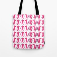 dragonfly pattern 2 Tote Bag