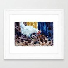 Gerthrude Framed Art Print