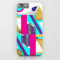 Abstractions No. 2: Mountains iPhone 6 Slim Case