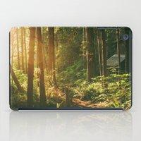 Forest Sunset iPad Case