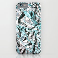 FOILED {BLUE} iPhone 6 Slim Case