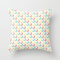 Pattern20 Throw Pillow