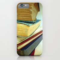 iPhone & iPod Case featuring A Good Book Has No Ending by ALLY COXON