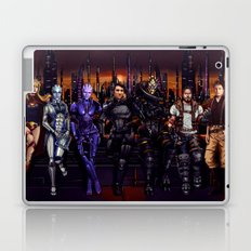 Mass Effect - Team of Awesomness Laptop & iPad Skin