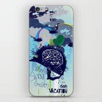 Brainvacation iPhone & iPod Skin