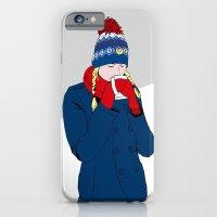 iPhone & iPod Case featuring glühwein by Jette Geis