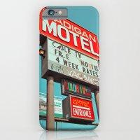 Motel nostalgia iPhone 6 Slim Case