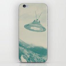 UFO II iPhone & iPod Skin
